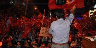 Darbeye Teşebbüsün 4. Gününde Nevşehir Nöbette. ''VİDEO HABER''